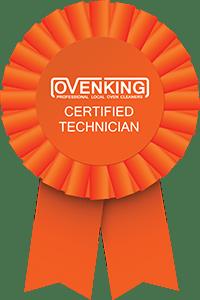 OvenKing Certified Technician